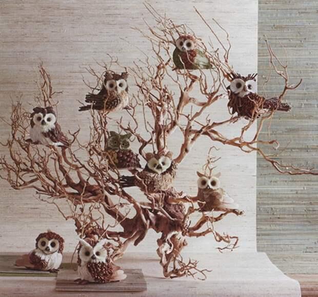 owl_tree (653x610, 294Kb)