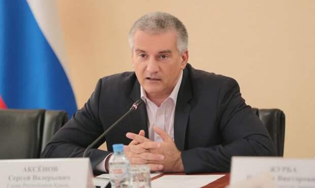 Аксенов анонсировал смягчение графика подачи воды в Симферополе