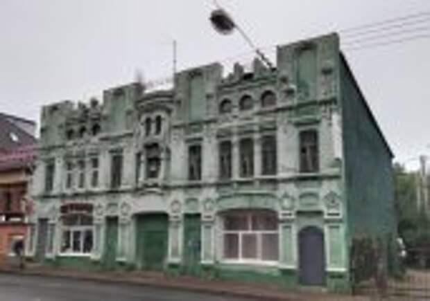 Архитектура: Как крестьянин из Нижнего Новгорода смог построить помпезный дом в стиле модерн