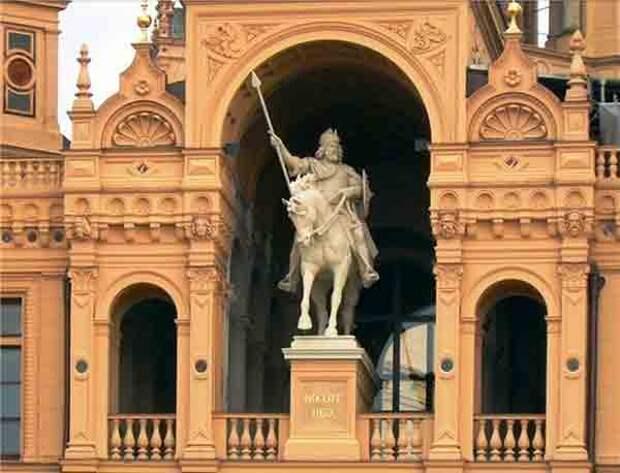 Никлот - последний князь «славянской Атлантиды»