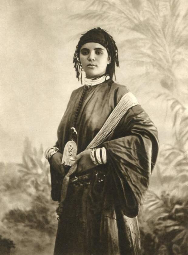 марокканская девушка фото
