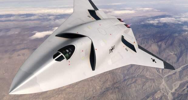Американским истребителем шестого поколения будет управлять виртуальный пилот