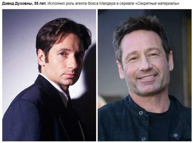 Как изменились актеры любимых сериалов 90-х