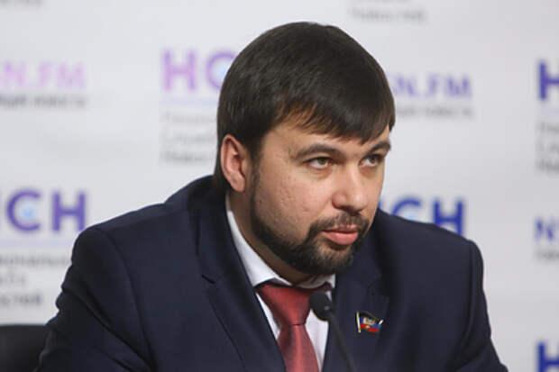 Глава ДНР пригрозил Украине ответным наступлением за пределами Донбасса