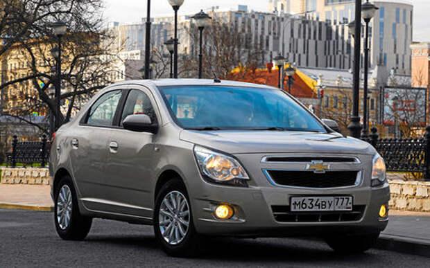 Chevrolet Cobalt после 114 000 км: ни одной серьезной проблемы!