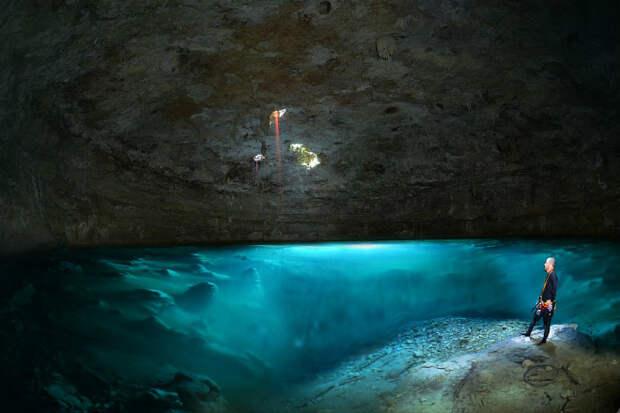 Смертельно опасные подводные пещеры Таиланда