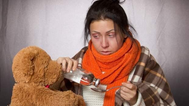 Терапевт Чернышова озвучила годовую норму простуд для взрослых и детей