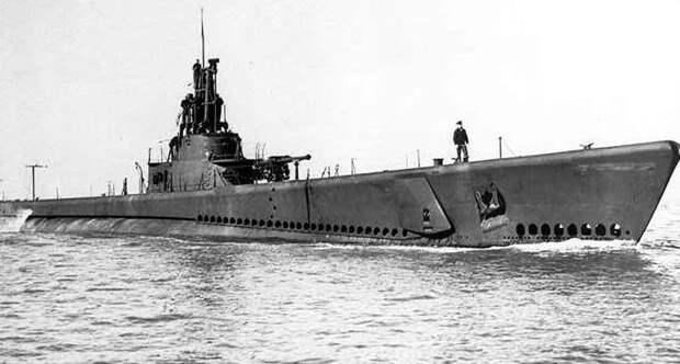 Субмарина США