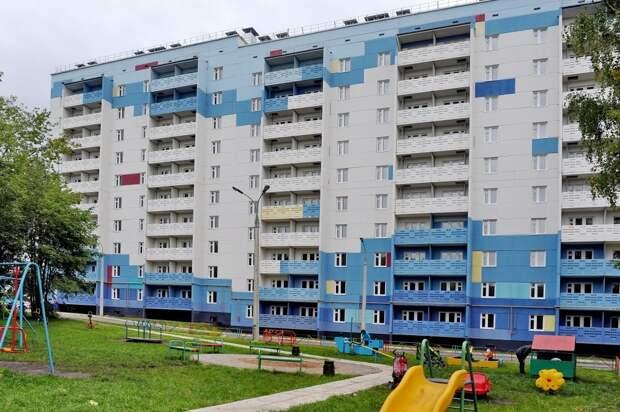 Более 730 тыс квадратных метров жилья планируют ввести в Удмуртии в 2019 году