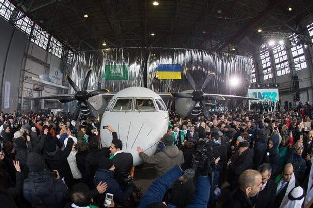Украинский обман с Ан-178 неожиданно сыграл на руку России.