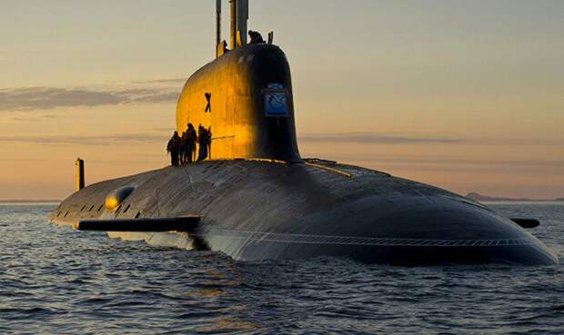 Атомная подлодка специального назначения «Ульяновск» станет носителем «Посейдона»