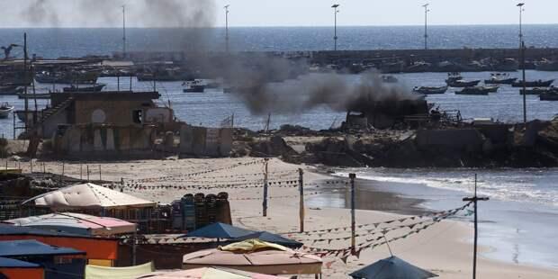Трагедия летом 2014 года в Газе произошла в результате удара беспилотника