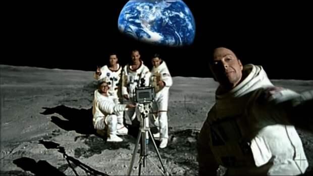 Высадка американцев на Луну невозможна