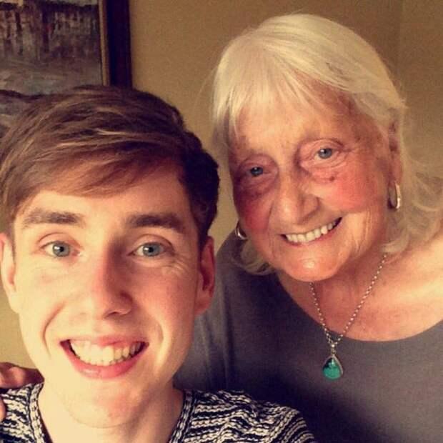 самый вежливый поисковый запрос, вежливый запрос в гугл от бабушки, Мэй Ашуорт , May Ashworth