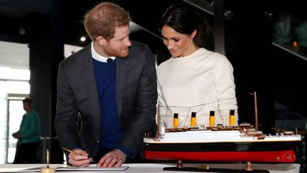Принца Гарри одолела ностальгия по Великобритании