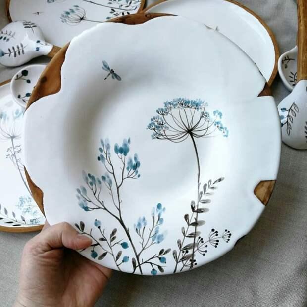 НеДеревянная посуда