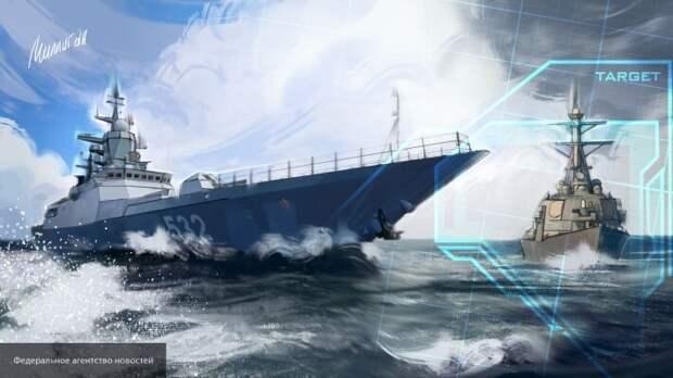 России есть чем ответить на учения НАТО вблизи внутренних вод РФ