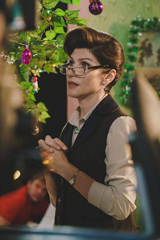 """Светлана Камынина о том, как добиваться своих целей, эффективном средстве от стресса и новом сериале """"Настя, соберись!"""""""