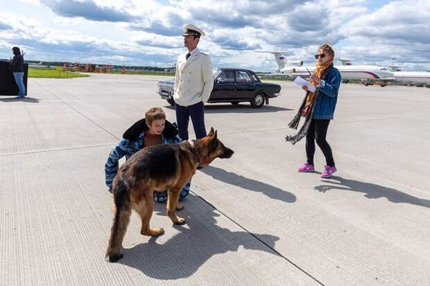 Избежать штраф за прогулку с собакой на Патриарших не помогло даже экзотическое имя москвича