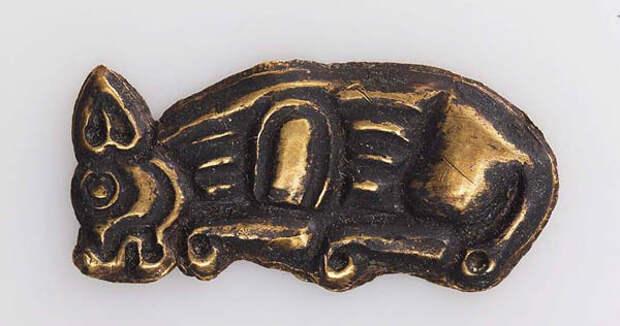 7 в до н.э.-теленок