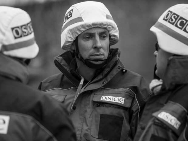 Военнослужащие НМ ДНР вернули ОБСЕ беспилотник