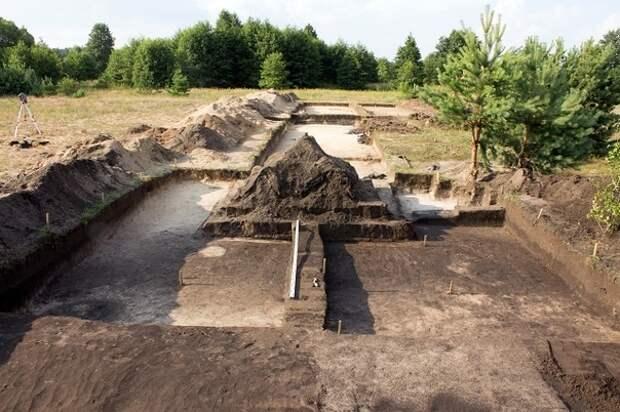 Новые данные по археологии ранних славян