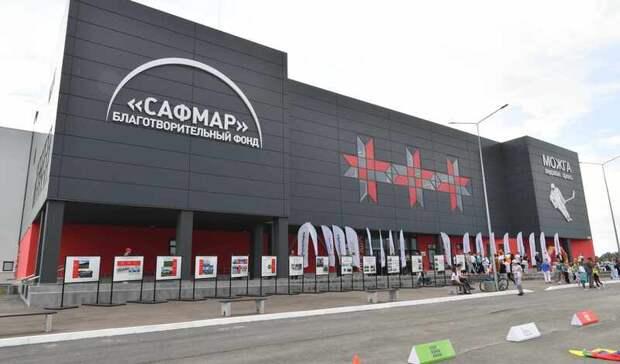 450 млн рублей направят благотворители на развитие детского хоккея в Удмуртии