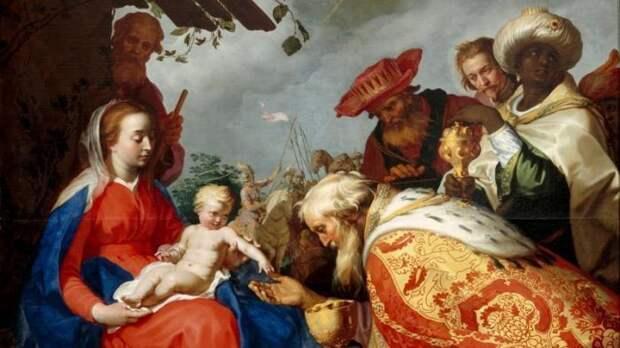 Трое Волхвов, которые по легенде принесли дары новорождённому Христу были представителями персидского племени Маги. Люди этого племени славились как могущественные священники, проповедовавшие зороастризм исторические факты, история, факты, человечество