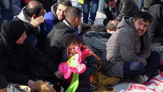 США напрямую вовлечены в геноцид сирийского народа