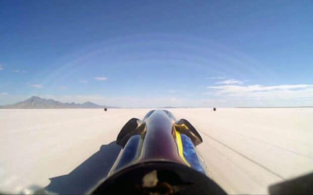 809,5 км/ч: новый рекорд скорости для автомобилей