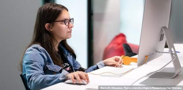 Московские школьники смогут разработать свои ИТ-проекты для МЭШ / Фото: М.Мишин, mos.ru