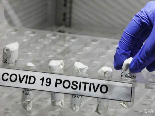 В США подтвердили первый случай повторного заражения COVID-19. Второе инфицирование пациент перенес тяжелее