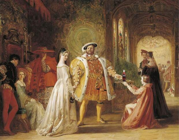 Любовь, изменившая ход истории