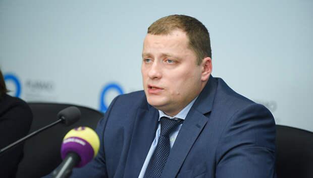 Пресс‑конференция зампреда правительства Подмосковья Хромушина пройдет в РИАМО в среду