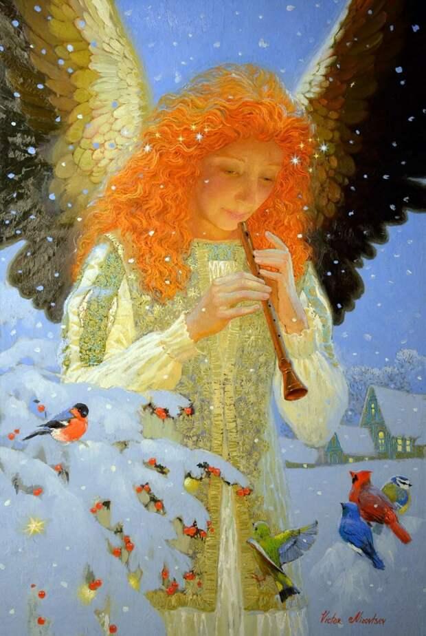 Ангел (М.Ю.Лермонтов,1831)