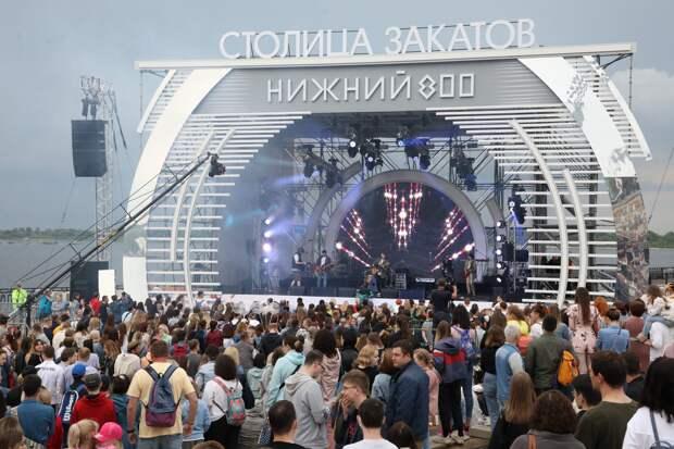 Попасть на фестиваль «Столица закатов» можно будет только с подтверждением об отсутствии коронавируса
