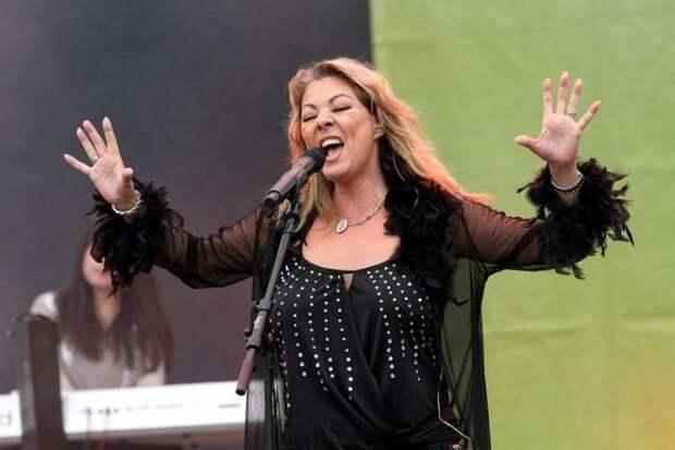 Сандра на сцене | Фото: 24smi.org