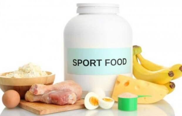 Спортивное питание: советы для начинающего атлета