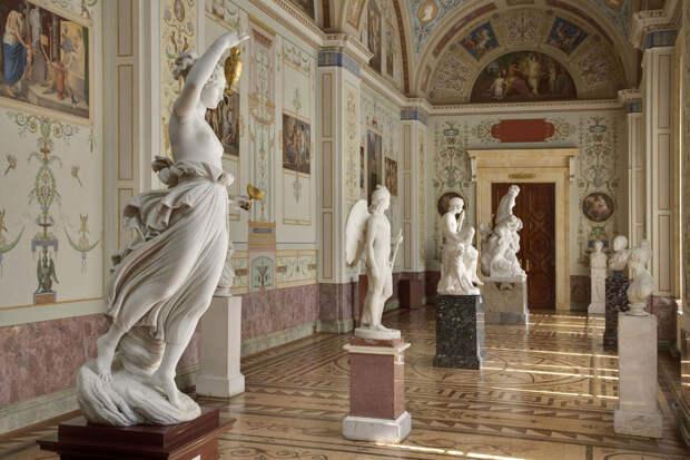 Чиновники предложили не показывать детям голые скульптуры в Эрмитаже