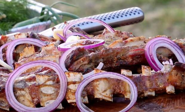 Бараньи семечки: перекус с мангала можно есть часами