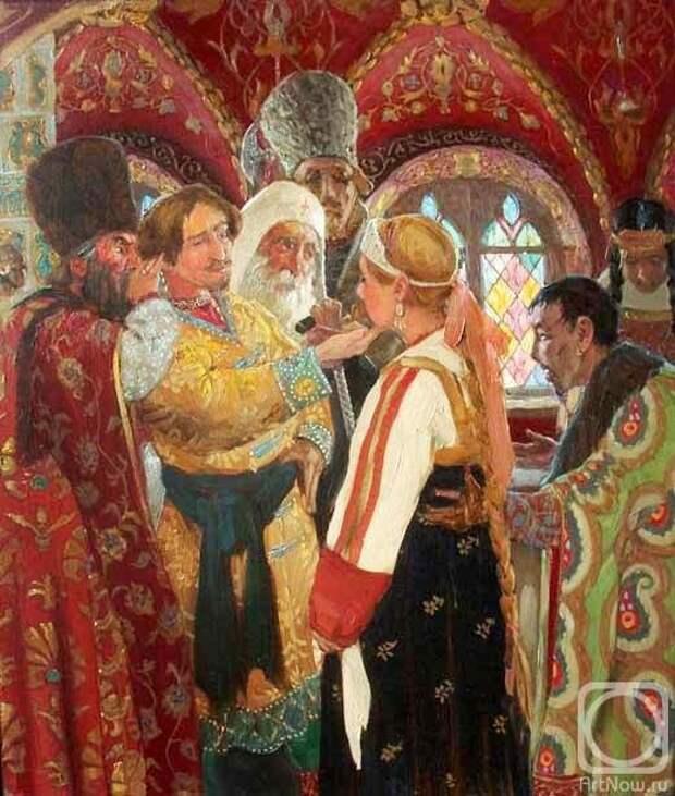 Как на Руси отличали девицу от замужней женщины девица, замужняя, история, русь, факты