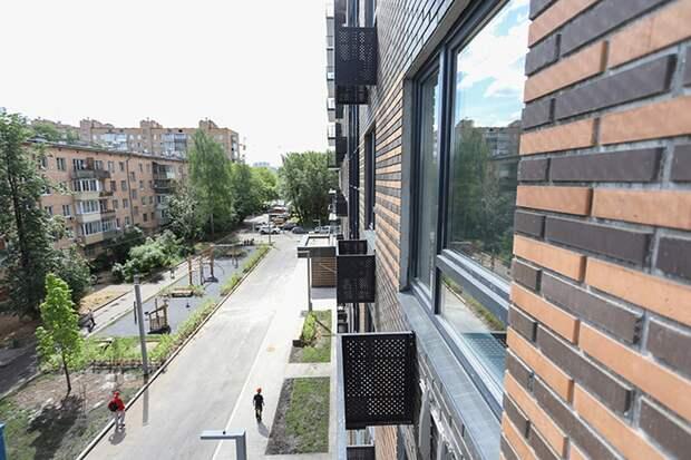Новостройку по программе реновации построили в столичном районе Кунцево