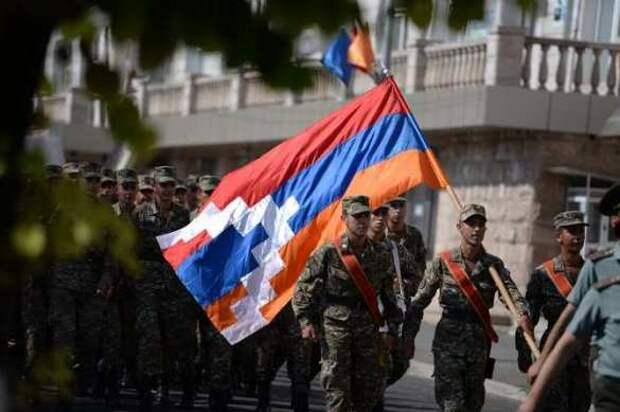 «Это наша последняя битва»: президент Карабаха выступил с новым обращением