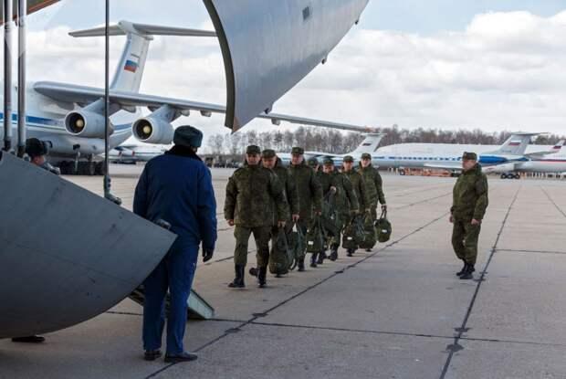 Грузин пугают Россией