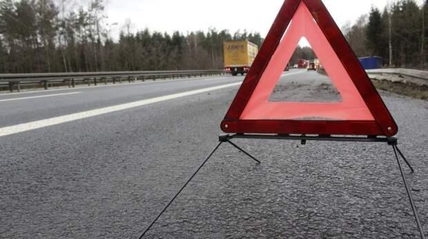 В Большой Алуште деблокировали водителя, пострадавшего в ДТП