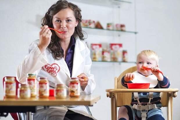 Эффективная диета на детском питании — отзывы и результаты