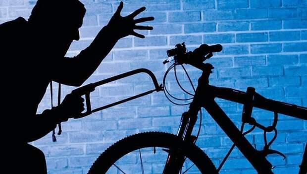 Ранее судимый москвич похитил велосипед из подъезда в Подольске