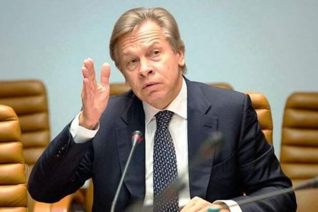 Сенатор Пушков рассказал, почему Украина больше не получит российский газ