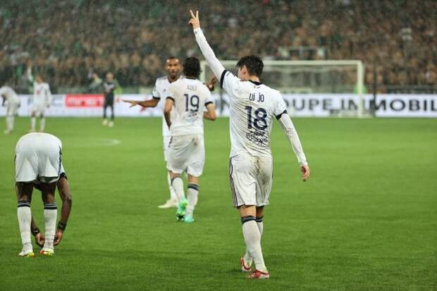 «Бордо» одержал первую победу в сезоне