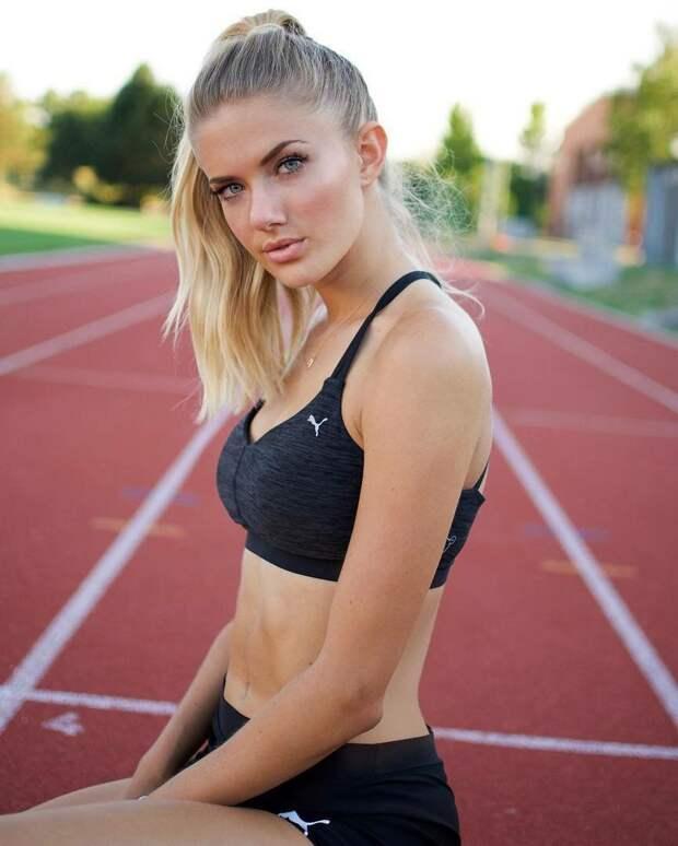 Самая красивая и молодая спортсменка - Алиса Шмидт! | ARBAT ...